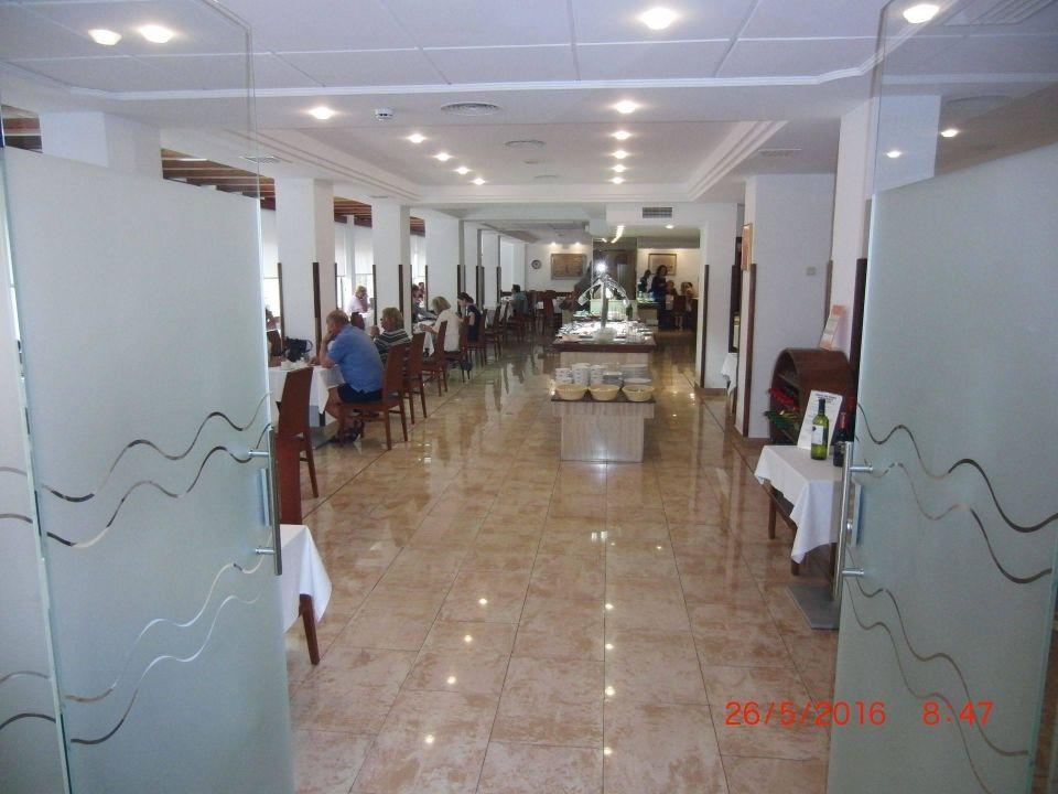 Speisesaal Hotel Biniamar