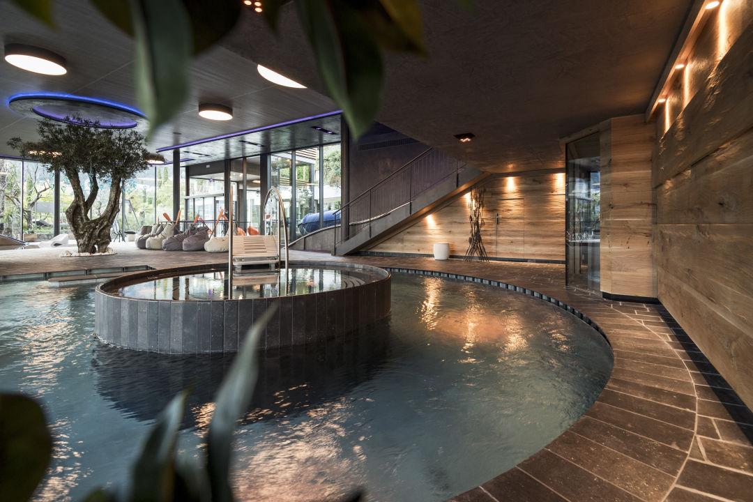 Pool SPA & Relax Hotel Erika