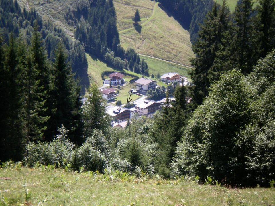 Hotel vom Berg aus Hotel Sport Aktiv