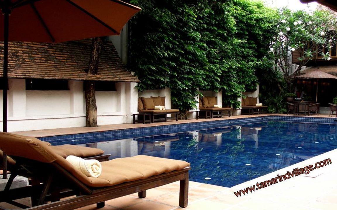 Viel Wasser Hotel Tamarind Village