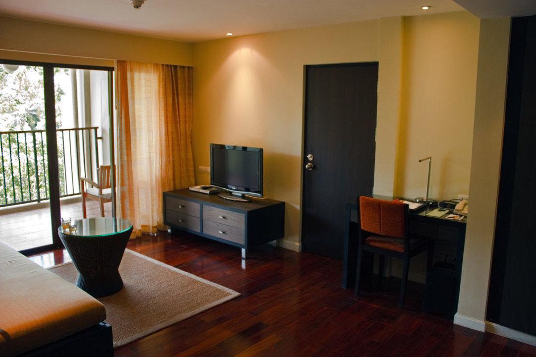 Wohnbereich Suite Novotel Phuket Surin Beach Resort