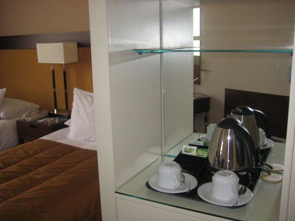 Business Zimmer Hotel Corinthia Prag
