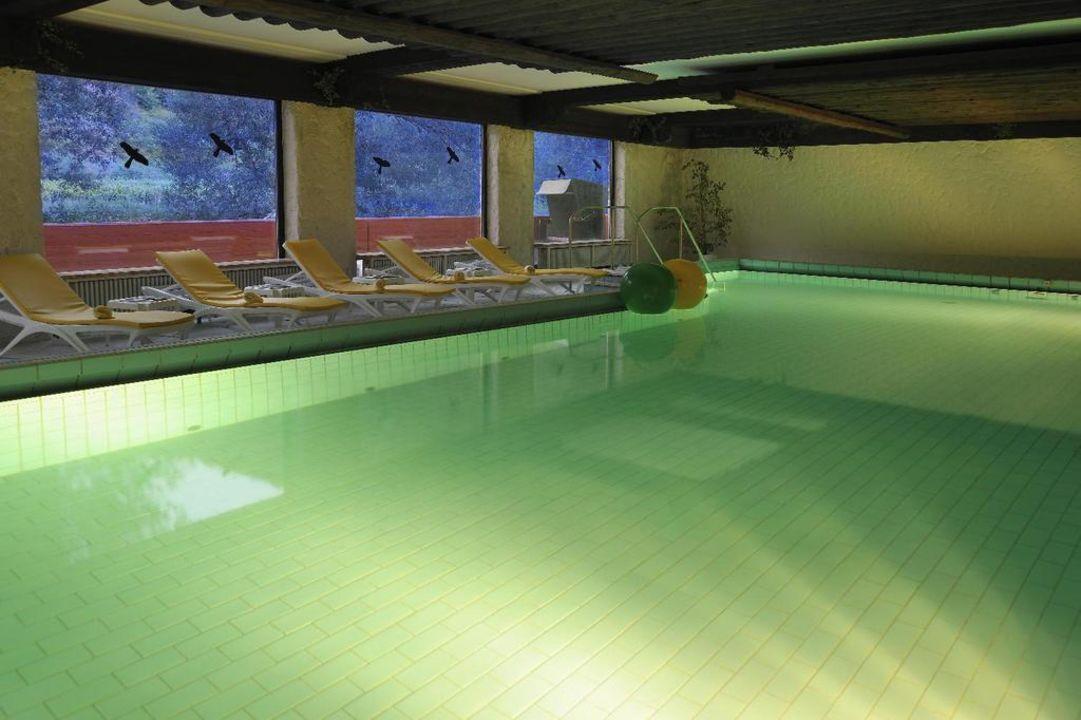 Schwimmbad Hotel Lochmühle