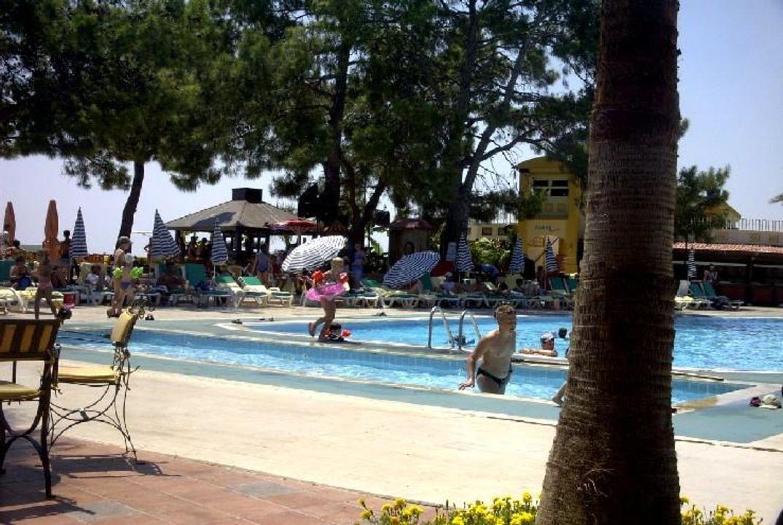 Clubanlage Mare Beach Hotel Boran Mare Beach