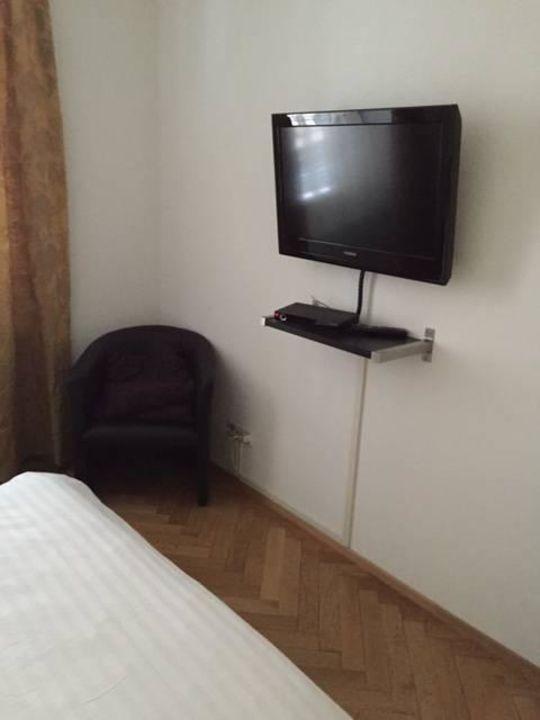 TV Schlafzimmer\