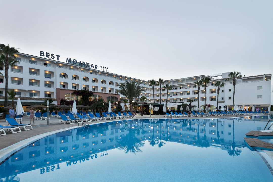 Pool Hotel Best Mojacar