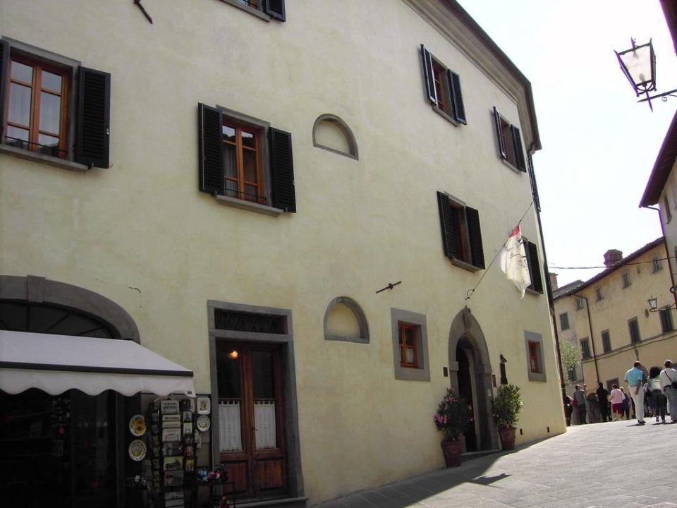 Hotel Palazzo San Niccolò - Radda Hotel Palazzo San Niccolò