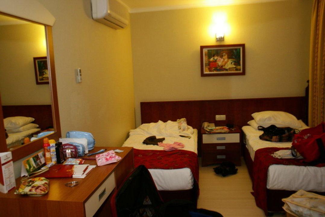 Zimmer 6207 Belek Beach Resort Hotel