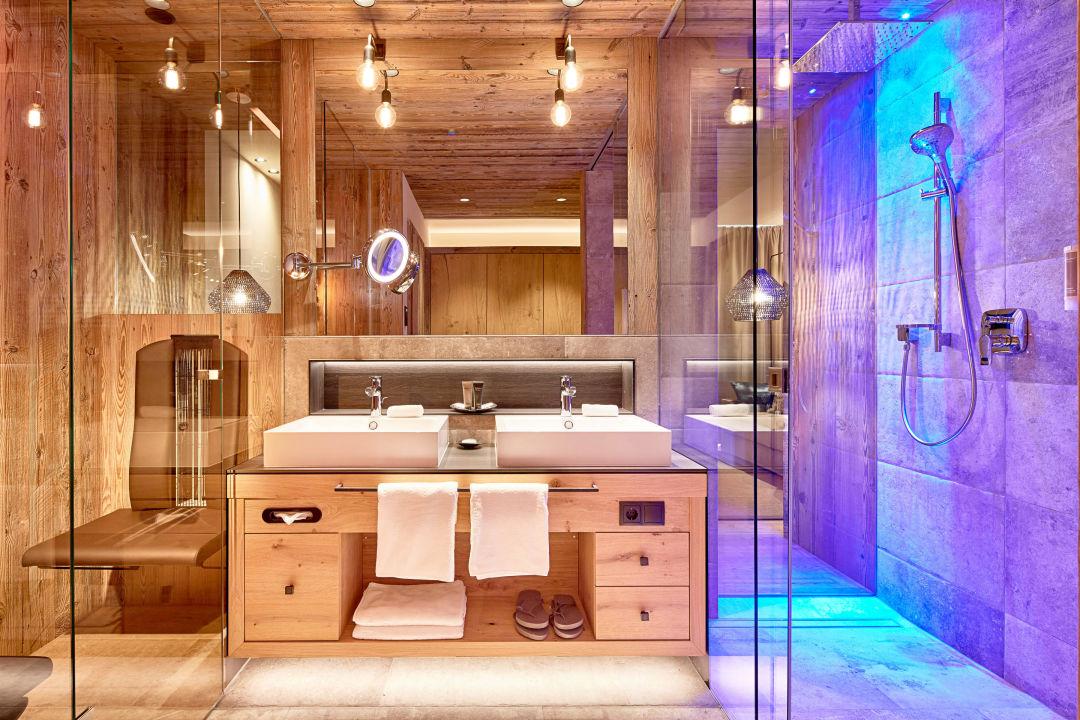 Luxus Badezimmer\