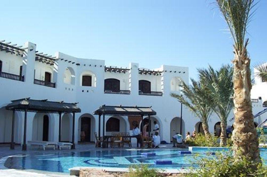 Der Süßwasserpool des Iberotel Arabella Arabella Azur Resort