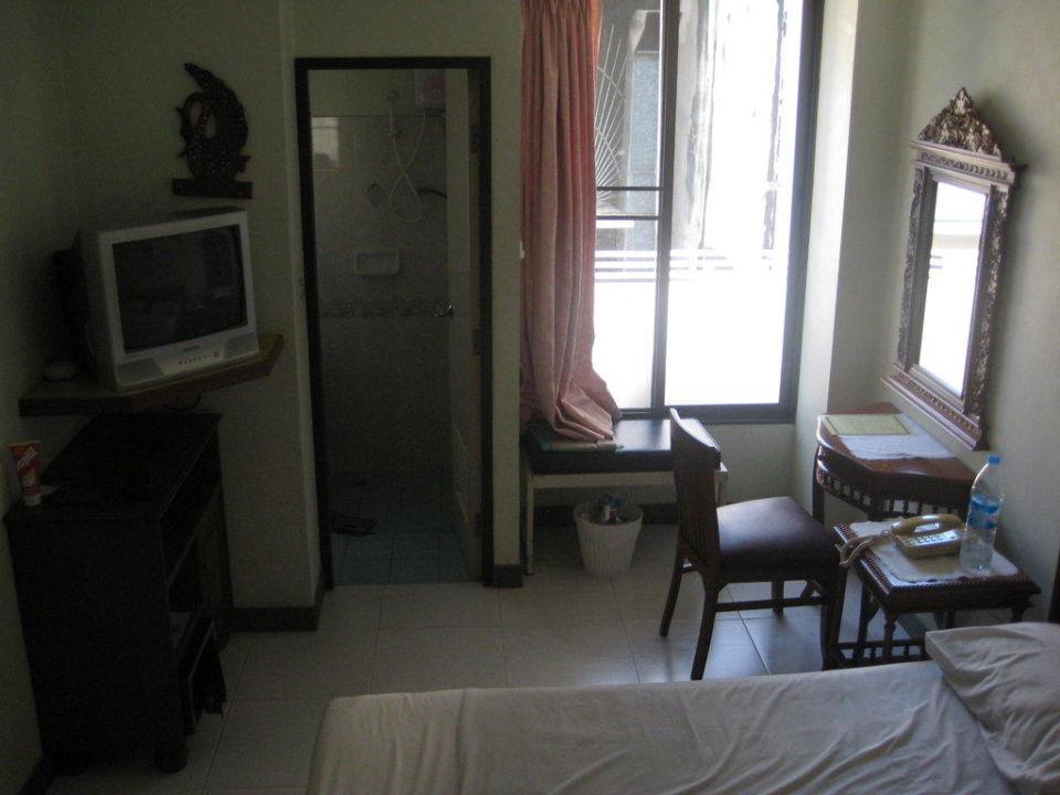 Überblick Zimmer Hotel New Siam 2