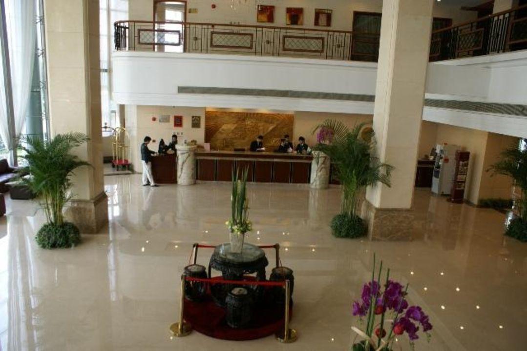 Lobby & Eingang Hotel Ya Fan Long Men