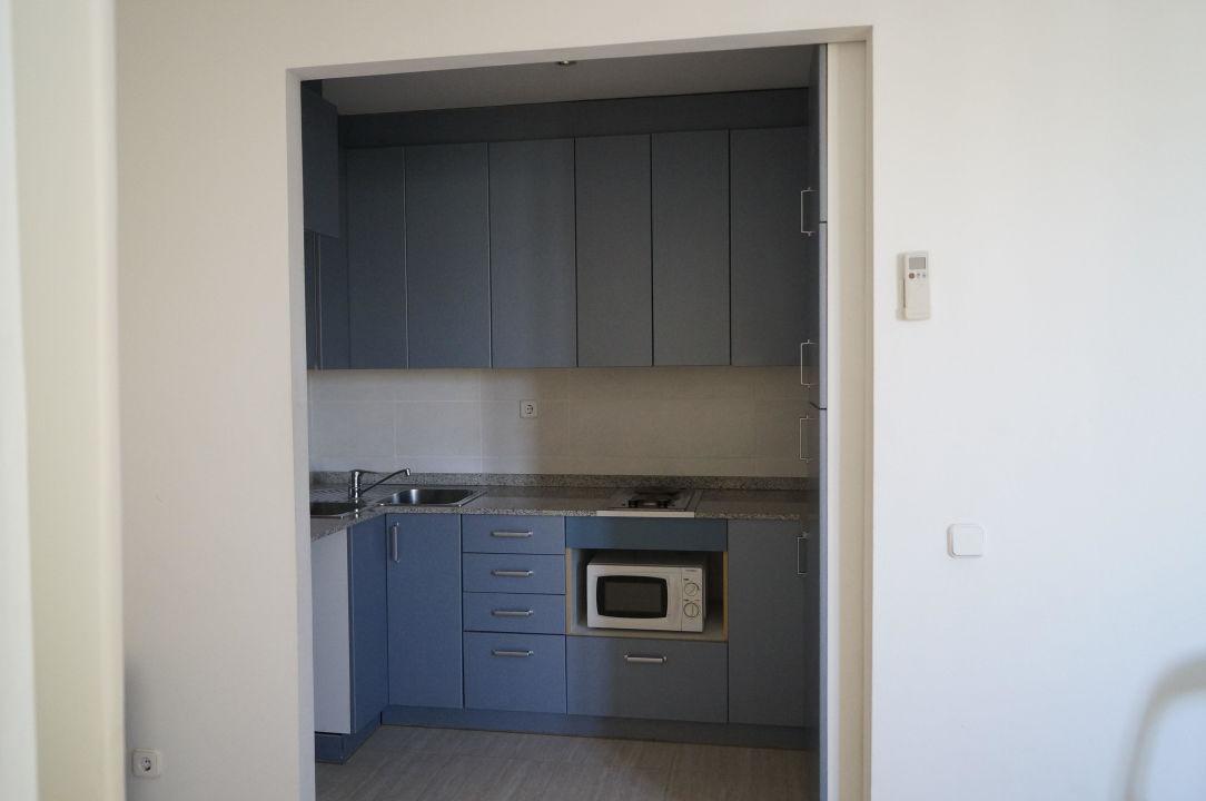 Küche Apartments Las Ramblas Bacardi