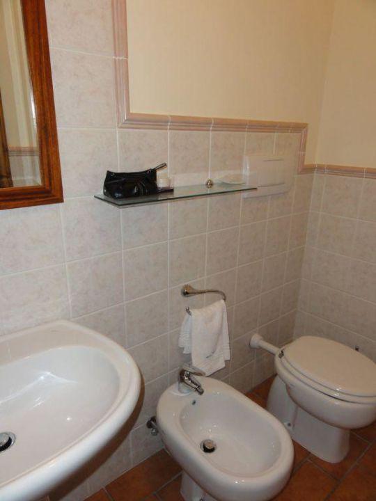 Bad 2 Fewo Nr. 12 Hotel Isola Verde