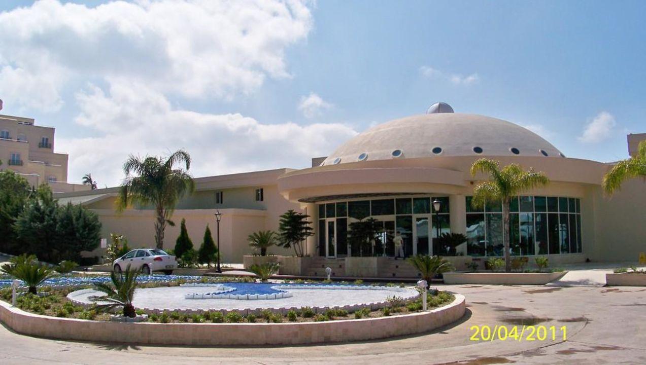 Entrée principale Yasmin Resort Bodrum
