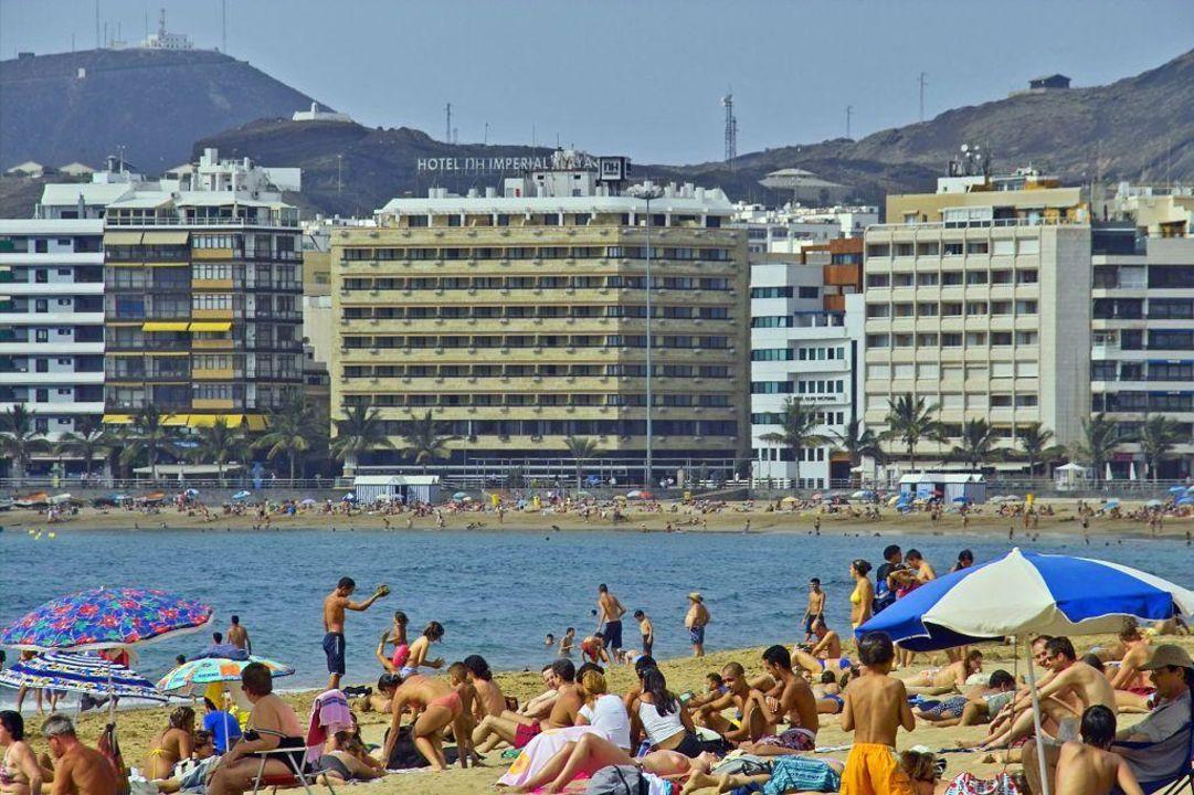 Hotel Imperial NH Imperial Playa