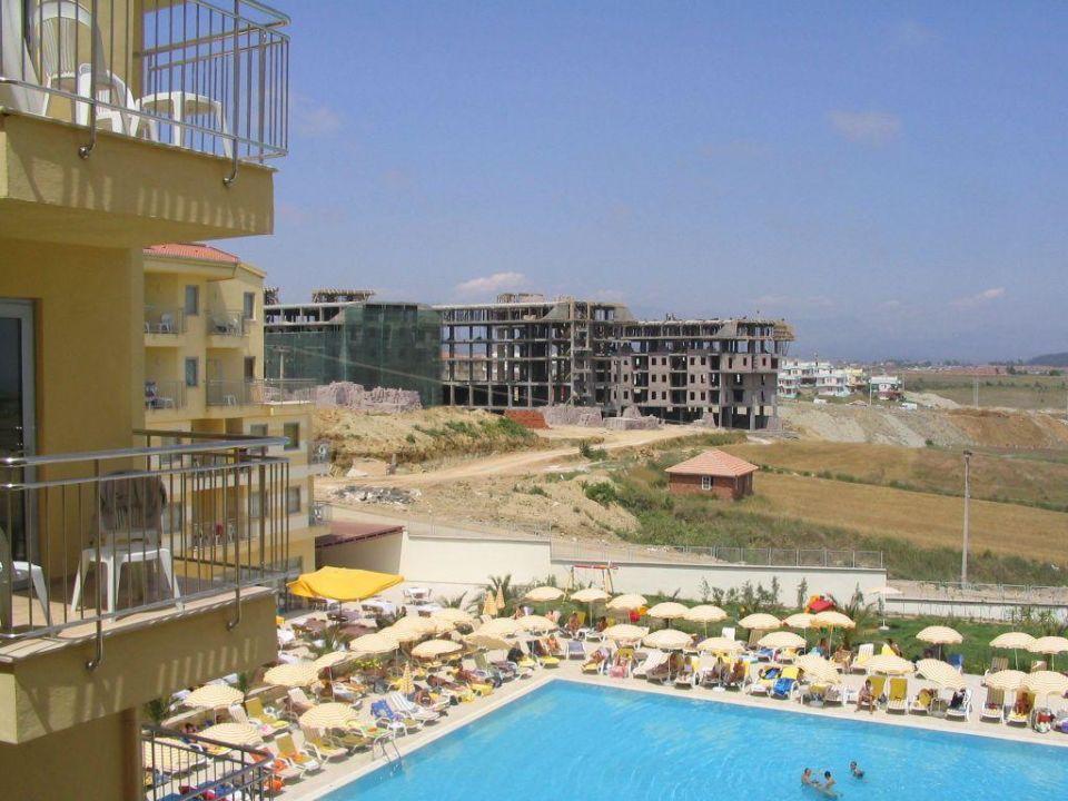 Blick nach Osten Diamond Beach Hotel & Spa