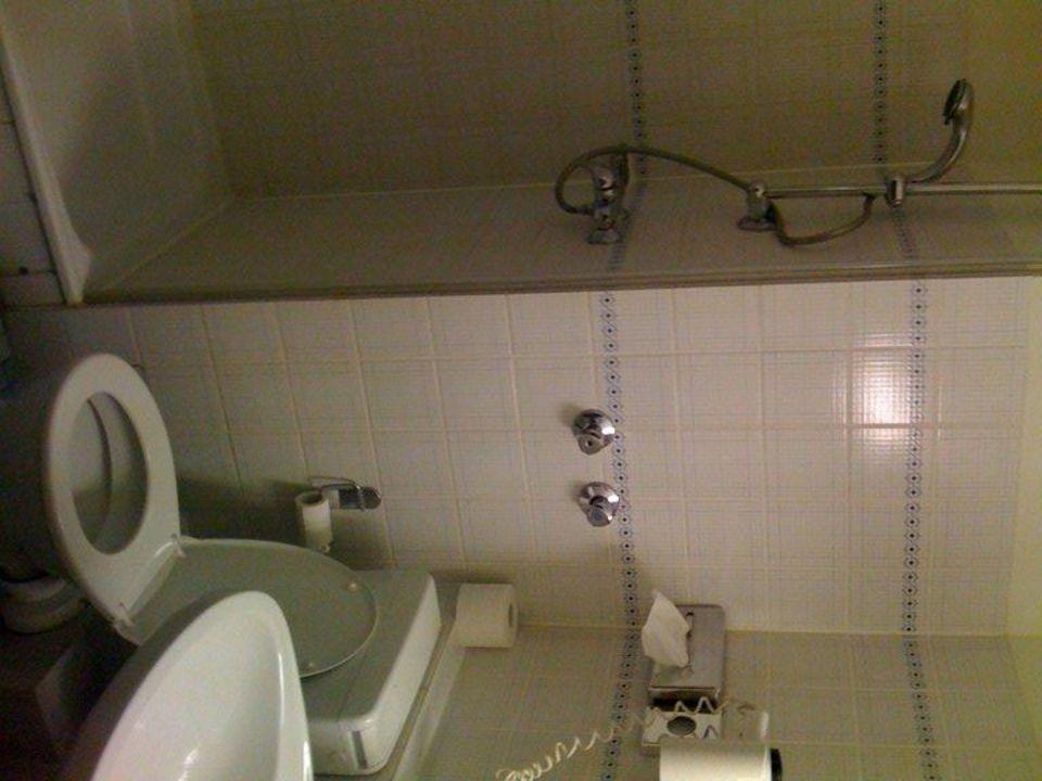 Zimmer 203 - Dusche Hotel Rheinischer Hof