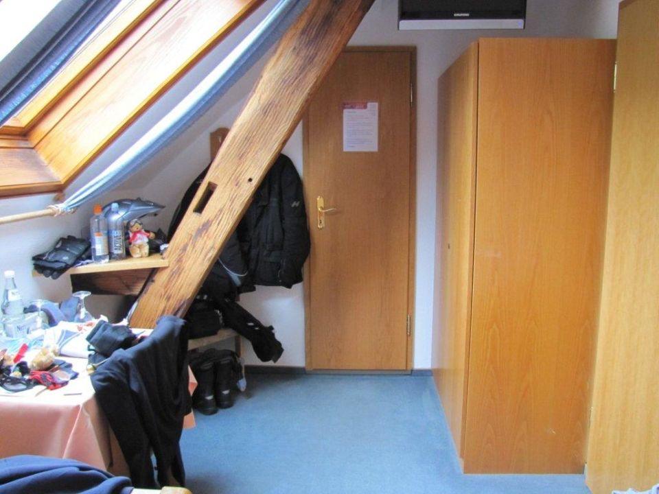 Doppelzimmer links Hotel Zur Post