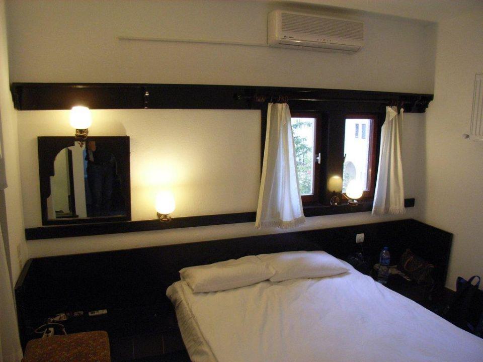 Doppelbett Hotel Club Ürgüp