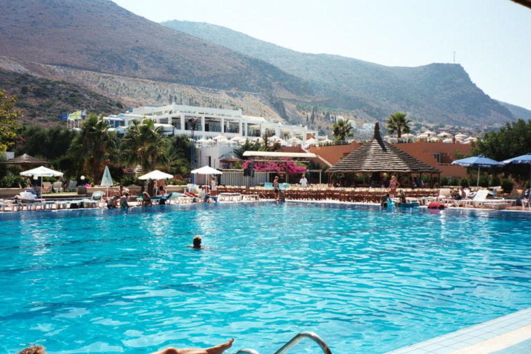 Hersonissos, Hotel Royal Belvedere - Kreta Hotel Imperial Belvedere