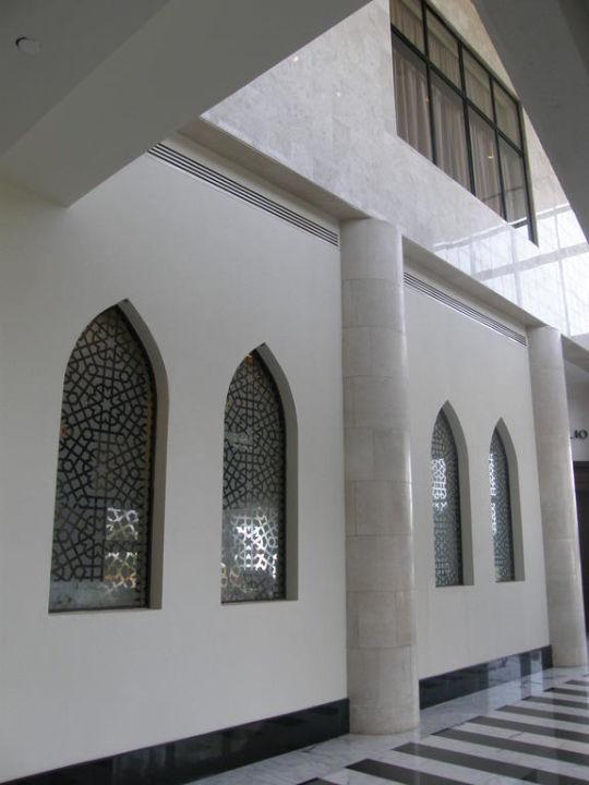 В отеле Hotel Intercontinental Abu Dhabi