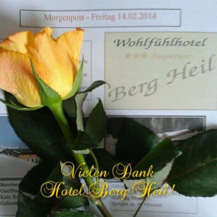 Schön Eine Kleine Aufmerksamkeit Zum Valentinstag Wohlfühlhotel Berg Heil