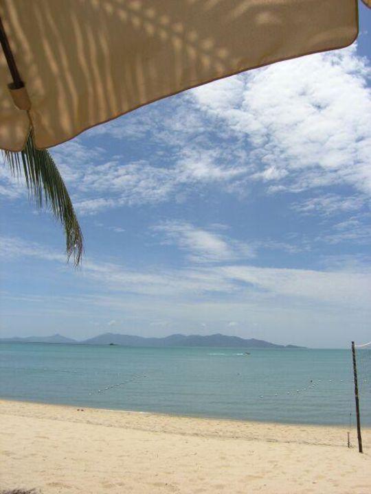Koh Samui, Bo Phut Beach, Bandara Resort & Spa - Hotelstrand Bandara Resort & Spa Samui
