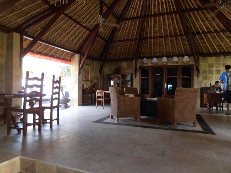 Lobby Hotel Tauch Terminal Resort Tulamben