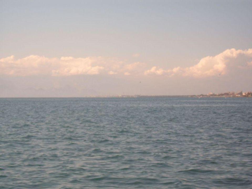 Blick nach Antalya Belconti Resort Hotel
