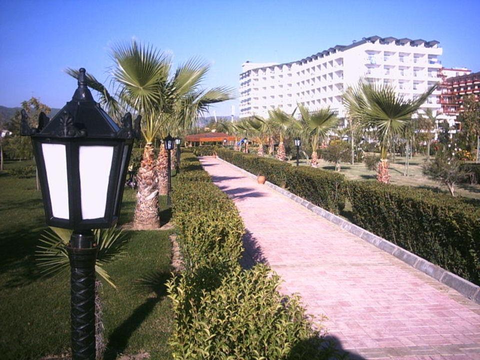 Garten Perre Delta Hotel
