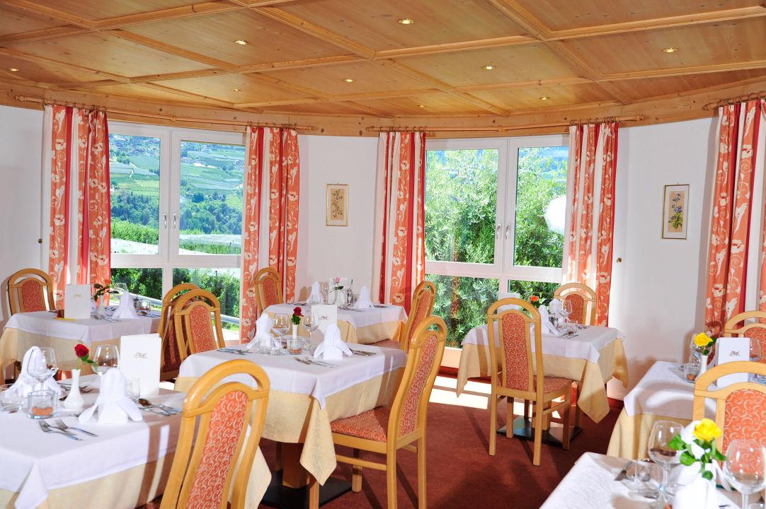 Speisesaal Hotel Weger