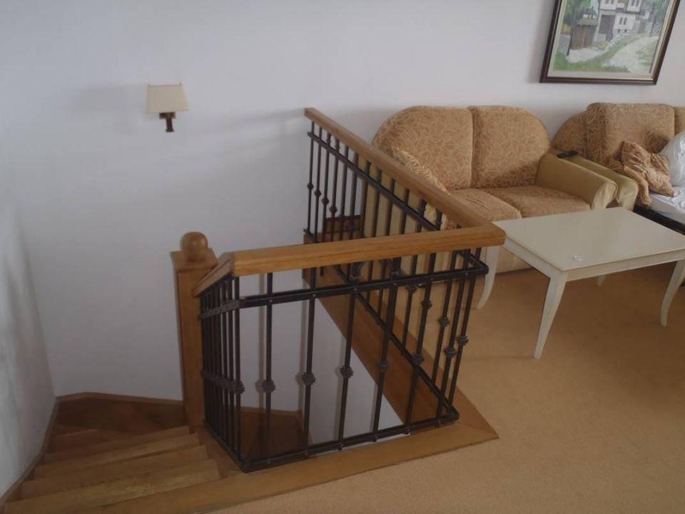 Maisonette Wohnung Treppe Runter Zu Schlafzimmer Royal