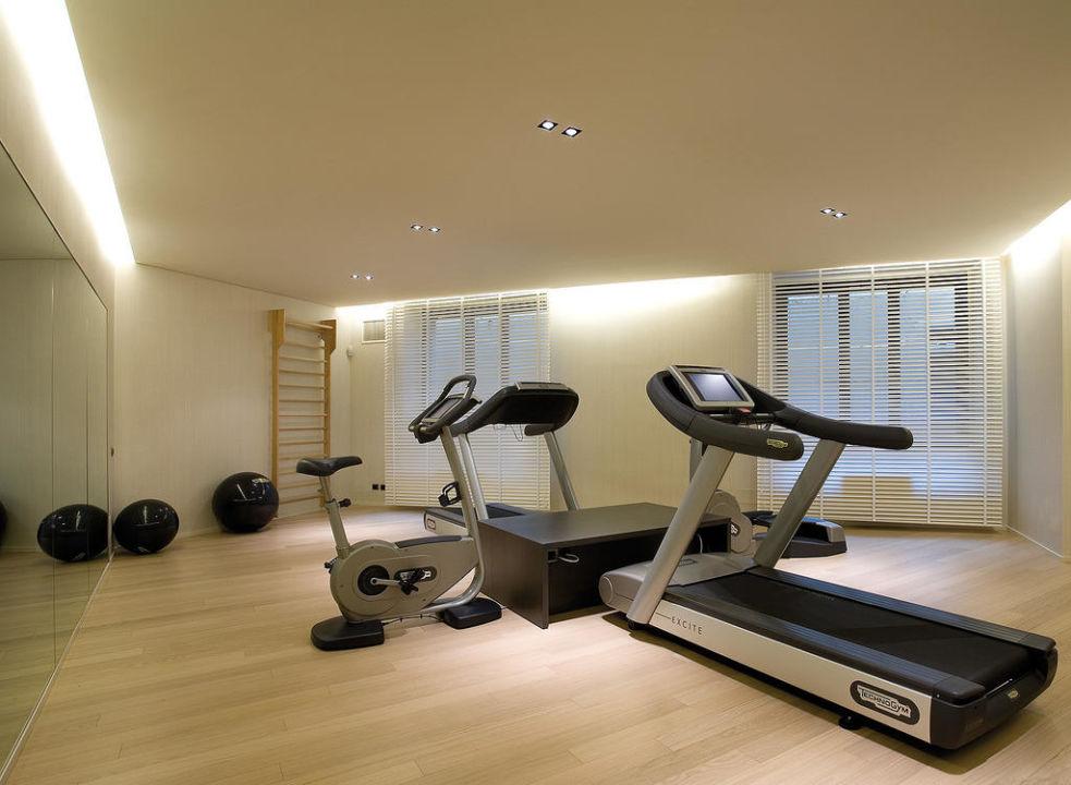 Fitness Hotel Ovest
