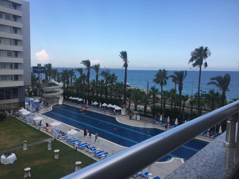 Ausblick Porto Bello Hotel Resort & Spa