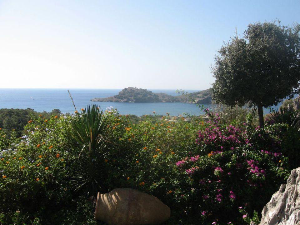 Panoramisch uitzicht Castle Resort & Spa Hotel Sarigerme