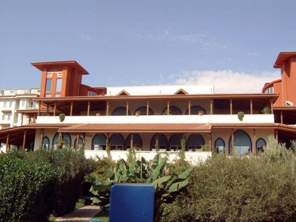 Lobby Belconti Resort Hotel