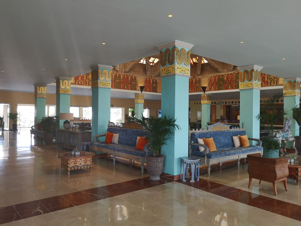 Lobby Iberostar Selection Fuerteventura Palace