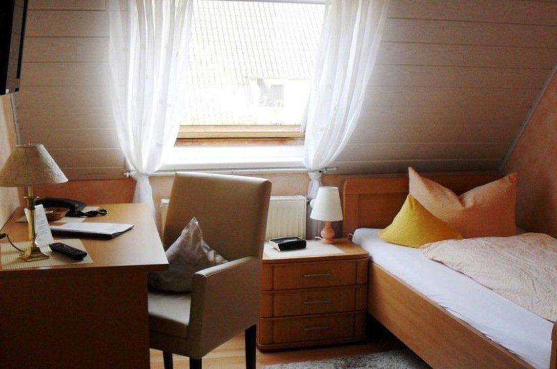 """""""Einzelzimmer"""" Haus Nesemeyer Bad Laer • HolidayCheck"""