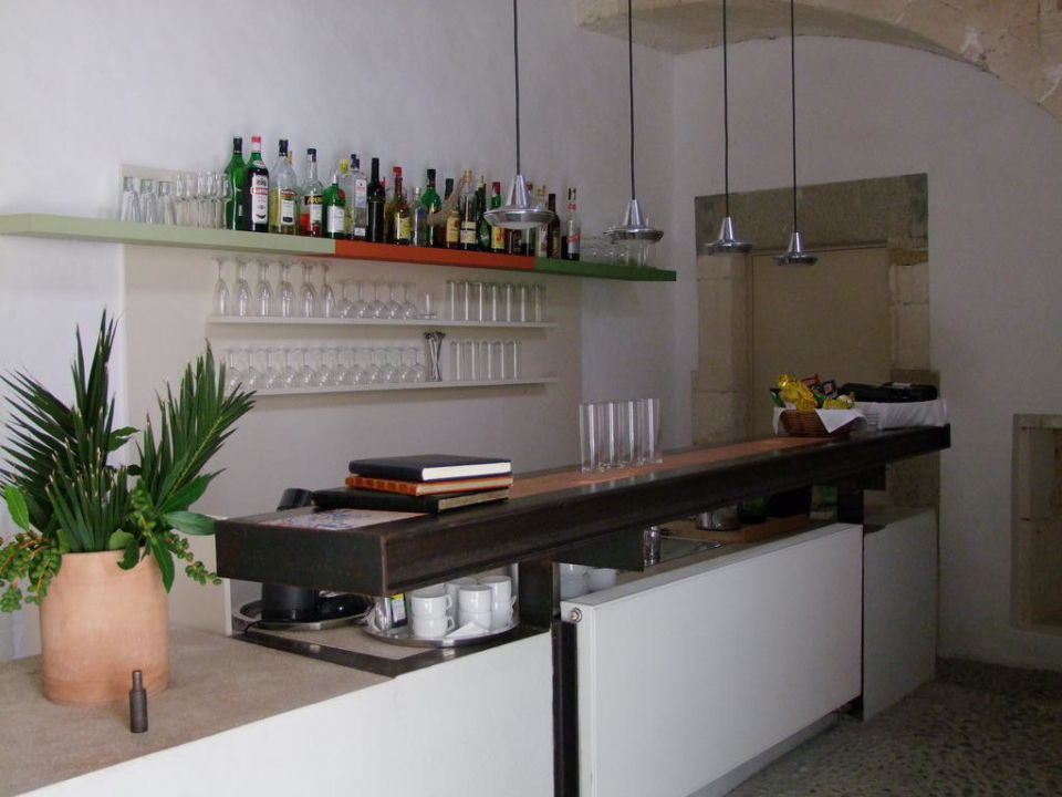 Die Bar Refugio Son Pons