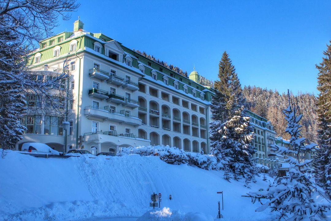 Wintermärchen Hotel Panhans Hotel Panhans