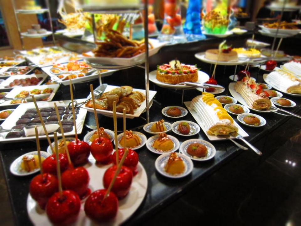 Teil des Desserts Voyage Belek Golf & Spa