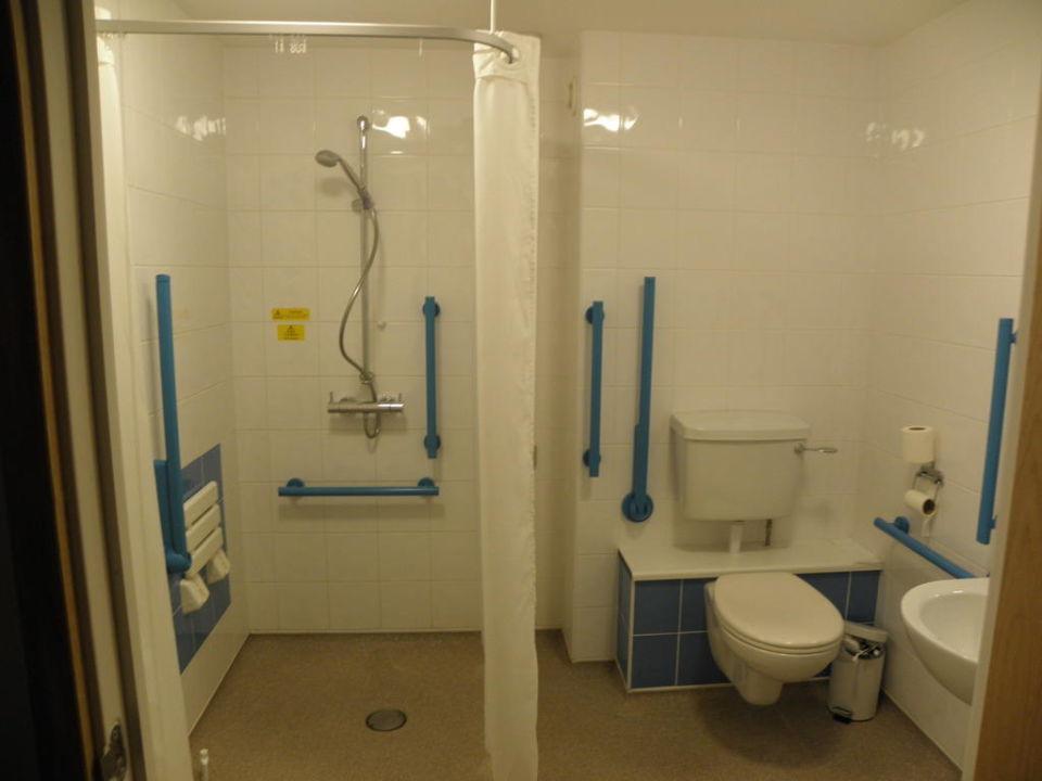 Behinderten Badezimmer\