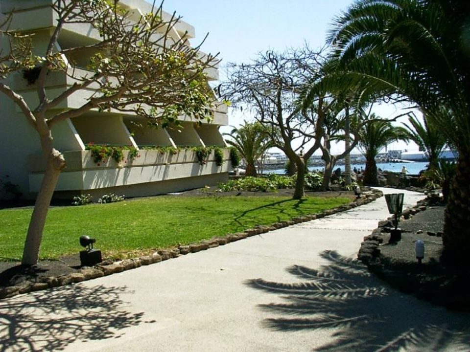 Garten Bild 2 Playa Dorada Hesperia Lanzarote Playa Dorada