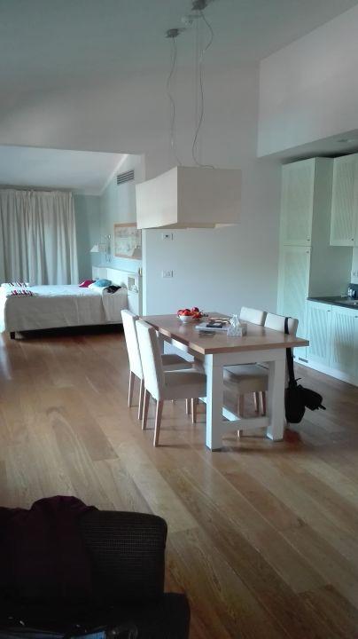 Wohnbereich Villa Il Palagio