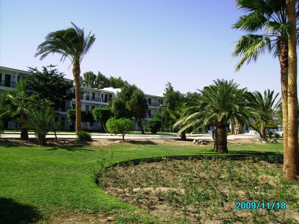 Gartenanlage Riviera Plaza Abu Soma