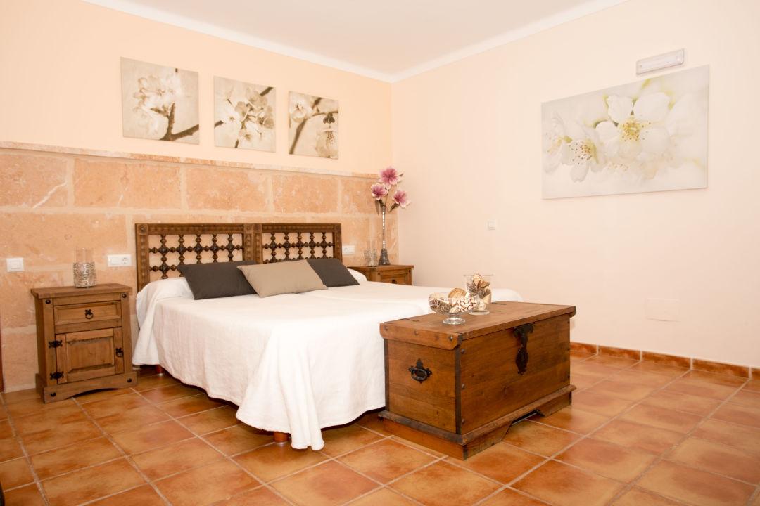 Zimmer Hotel Agroturismo Es Quatre Cantons