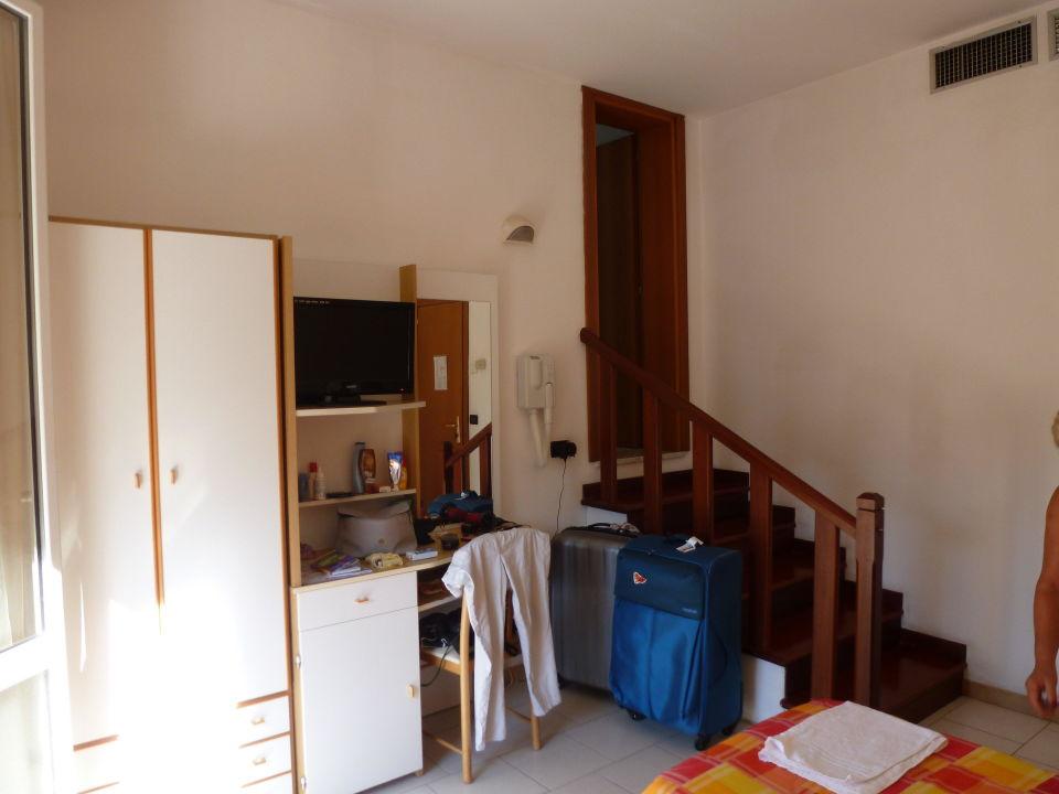 Innenansicht Hotel Petrarca