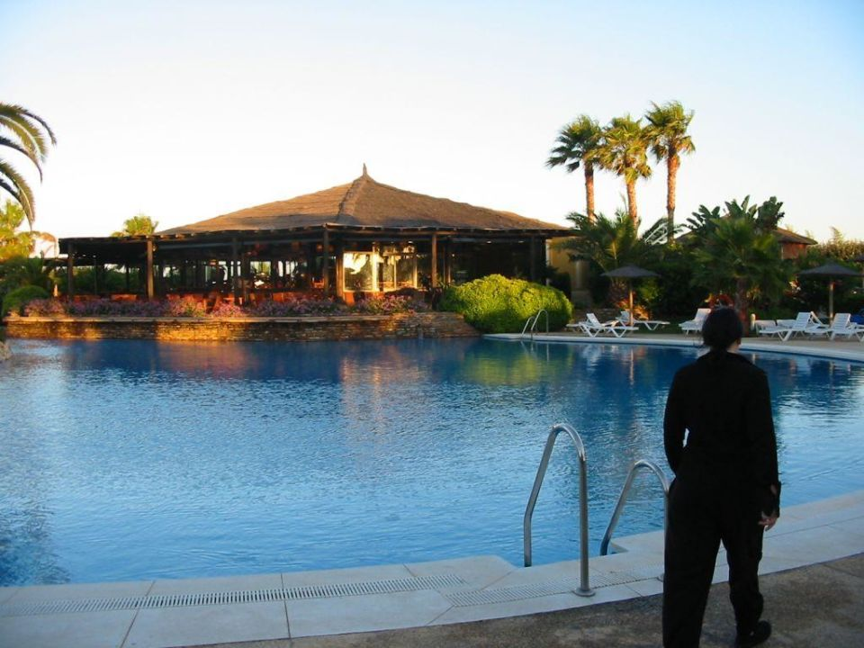 Das Restaurant übern Pool geknipst... TUI FAMILY LIFE Islantilla