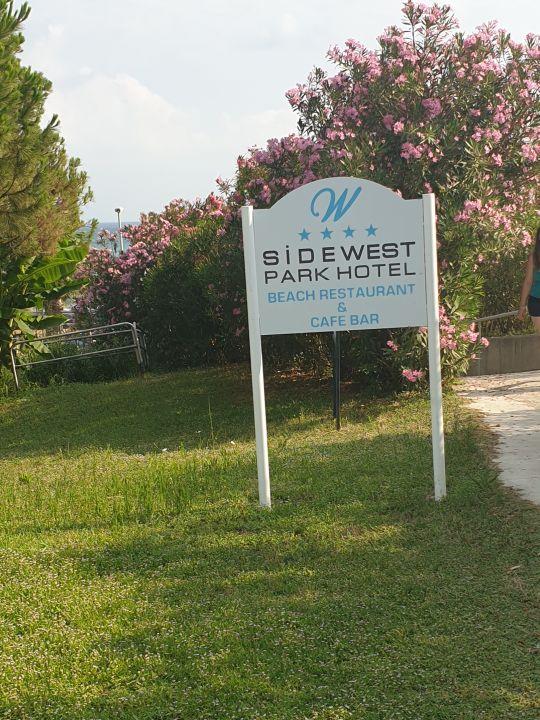 Sonstiges Side West Park Hotel
